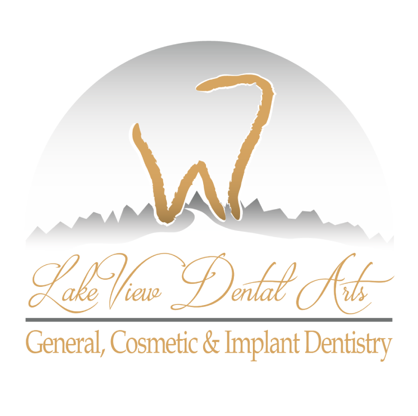 LakeView Dental Arts in Kingston, TN's Logo