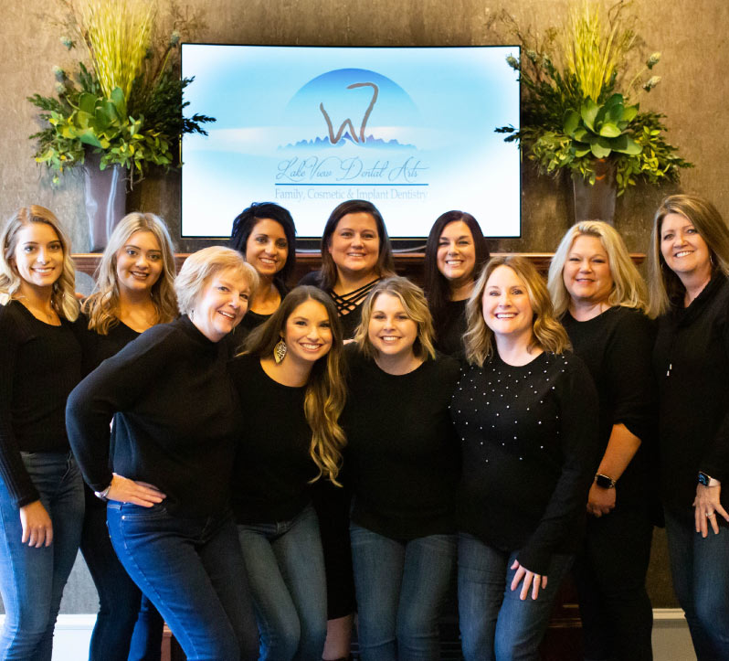 LakeView Dental Team