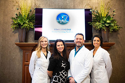 Instructors at the Competitive Edge Dental Assisting Academy