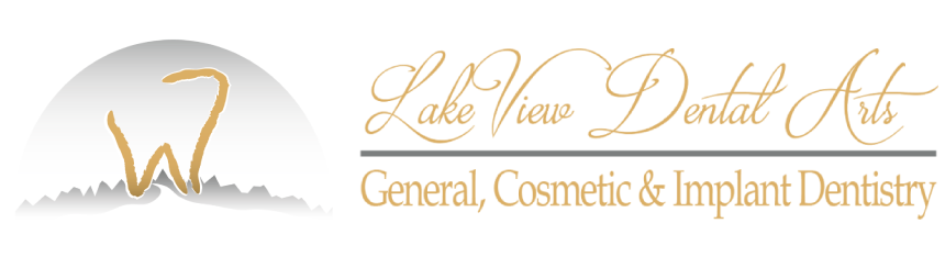 Logo for LakeView Dental Arts